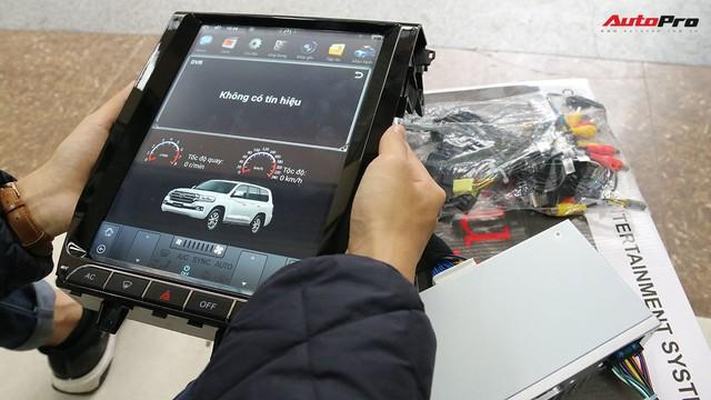 Đánh giá màn hình kiểu Tesla cho xe Toyota: đa dạng tính năng, hiển thị chưa tốt - Ảnh 5.
