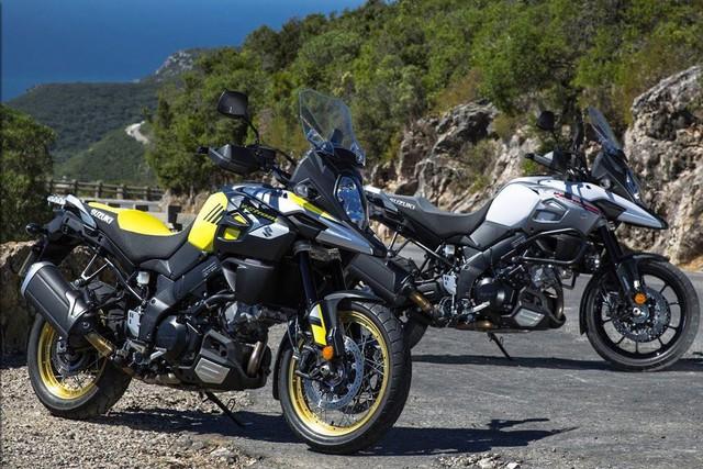 Cạnh tranh Ducati Multistrada 950, Suzuki V-Strom 1000 ABS chính hãng chốt giá 419 triệu đồng - Ảnh 2.