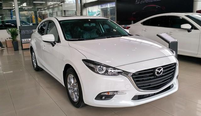 Đầu năm 2018, nhiều xe Hyundai, Mazda lắp ráp khan hàng - Ảnh 2.