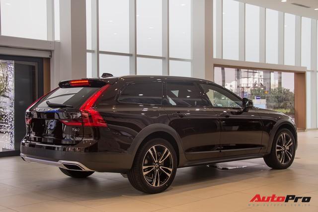 Khám phá Volvo V90 Cross Country giá 2,89 tỷ đồng đầu tiên tại Hà Nội - Ảnh 1.