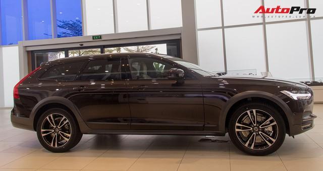 Khám phá Volvo V90 Cross Country giá 2,89 tỷ đồng đầu tiên tại Hà Nội - Ảnh 13.