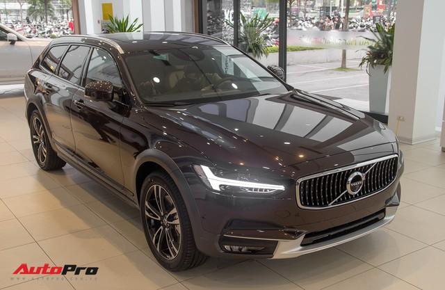 Khám phá Volvo V90 Cross Country giá 2,89 tỷ đồng đầu tiên tại Hà Nội - Ảnh 8.