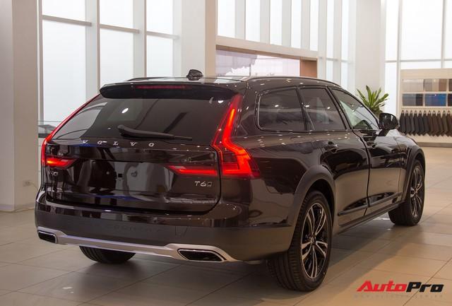 Khám phá Volvo V90 Cross Country giá 2,89 tỷ đồng đầu tiên tại Hà Nội - Ảnh 4.