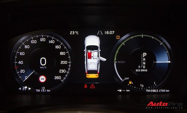Khám phá Volvo V90 Cross Country giá 2,89 tỷ đồng đầu tiên tại Hà Nội - Ảnh 23.