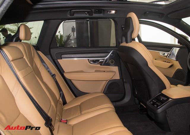 Khám phá Volvo V90 Cross Country giá 2,89 tỷ đồng đầu tiên tại Hà Nội - Ảnh 7.