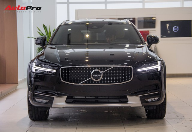 Khám phá Volvo V90 Cross Country giá 2,89 tỷ đồng đầu tiên tại Hà Nội - Ảnh 3.
