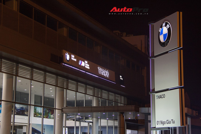 Xe BMW THACO đã có mặt tại đại lý ở Hà Nội, chưa có giá bán - Ảnh 5.