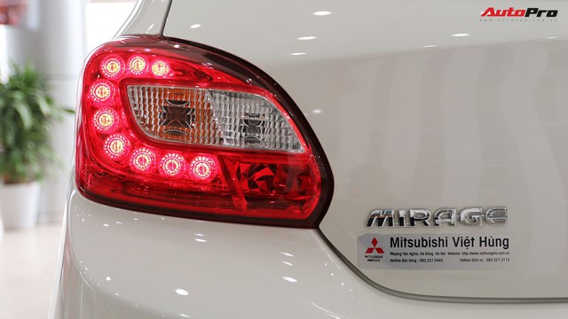 Mitsubishi Mirage thêm nâng cấp, khách hàng tiết kiệm hàng chục triệu đồng tiền sắm đồ - Ảnh 4.