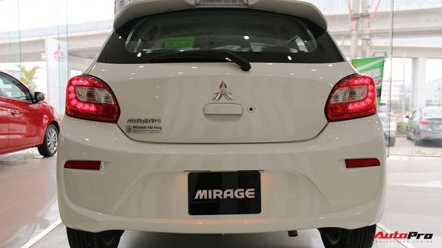 Mitsubishi Mirage thêm nâng cấp, khách hàng tiết kiệm hàng chục triệu đồng tiền sắm đồ - Ảnh 3.