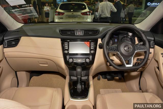 Nissan X-Trail mới áp giá tính thuế hơn 1,2 tỷ đồng - Cơ hội hẹp trước Honda CR-V - Ảnh 4.