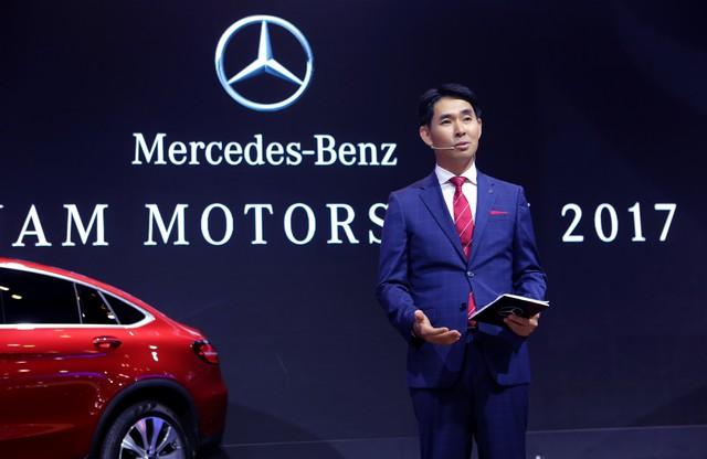 BMW trở lại, Mercedes-Benz Việt Nam thay tướng - Ảnh 1.
