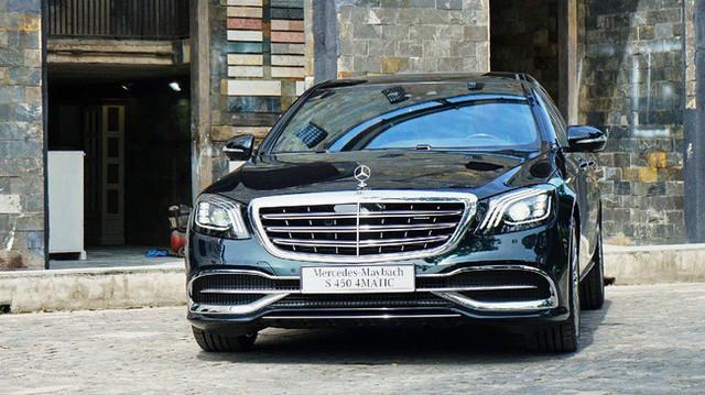 """Mercedes-Benz là """"hãng xe sang bán chạy nhất Việt Nam năm 2017"""" - Ảnh 4."""