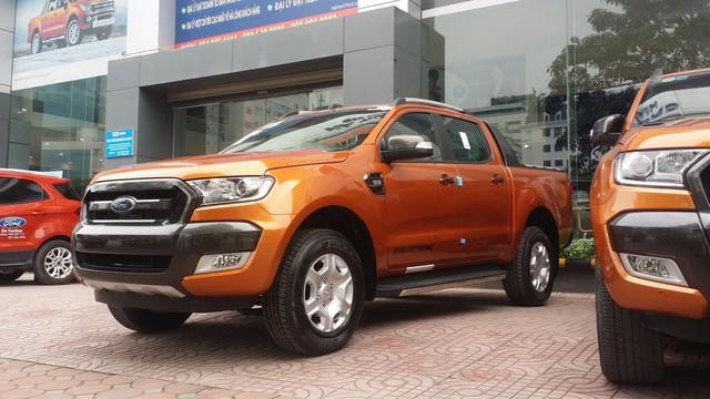 Thực hư chuyện Ford Ranger giảm giá tháng 1/2018
