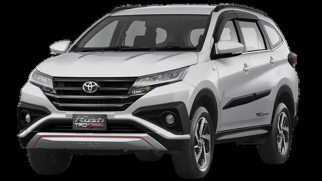 """Toyota Rush 2018 chốt giá """"rẻ"""" bất ngờ"""