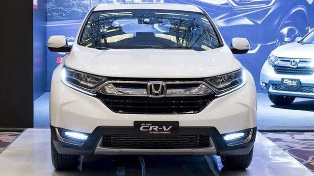 Tại sao giá Honda CR-V 7 chỗ không như dự kiến?
