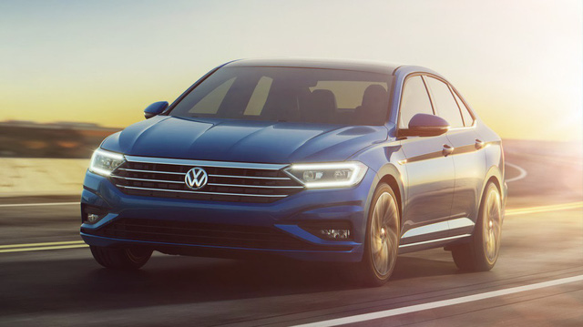 Volkswagen Jetta 2019 - canh bạc sau bê bối gian lận khí thải
