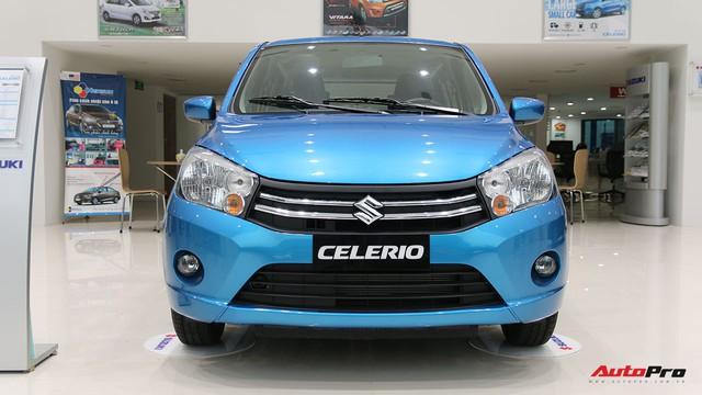 Suzuki Celerio giá 359 triệu đồng có gì để cạnh tranh Kia Morning và Hyundai Grand i10? - Ảnh 2.