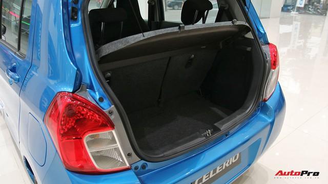 Suzuki Celerio giá 359 triệu đồng có gì để cạnh tranh Kia Morning và Hyundai Grand i10? - Ảnh 10.