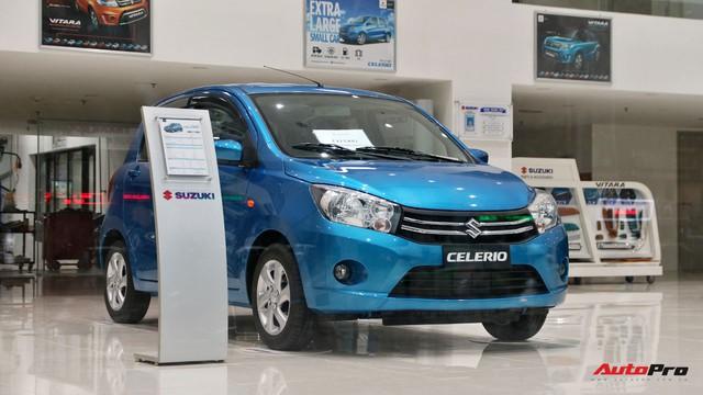 Suzuki Celerio giá 359 triệu đồng có gì để cạnh tranh Kia Morning và Hyundai Grand i10? - Ảnh 1.