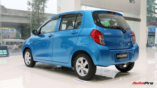 Suzuki Celerio giá 359 triệu đồng có gì để cạnh tranh Kia Morning và Hyundai Grand i10? - Ảnh 8.