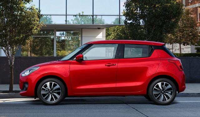 Suzuki Việt Nam dọn đường để ra mắt Swift 2018 - Ảnh 3.