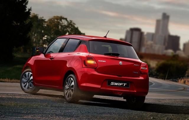 Suzuki Việt Nam dọn đường để ra mắt Swift 2018 - Ảnh 4.