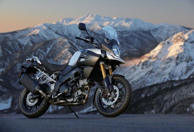Cạnh tranh Ducati Multistrada 950, Suzuki V-Strom 1000 ABS chính hãng chốt giá 419 triệu đồng - Ảnh 3.