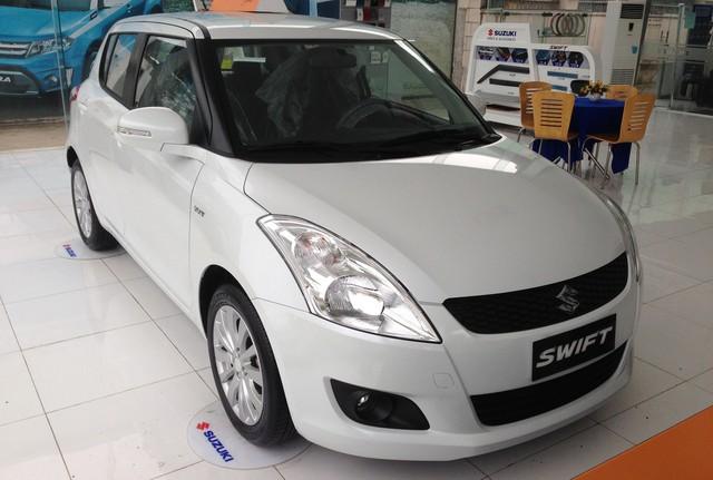 Suzuki Swift thế hệ mới nhập khẩu Thái Lan chốt lịch ra mắt tại Việt Nam - Ảnh 2.