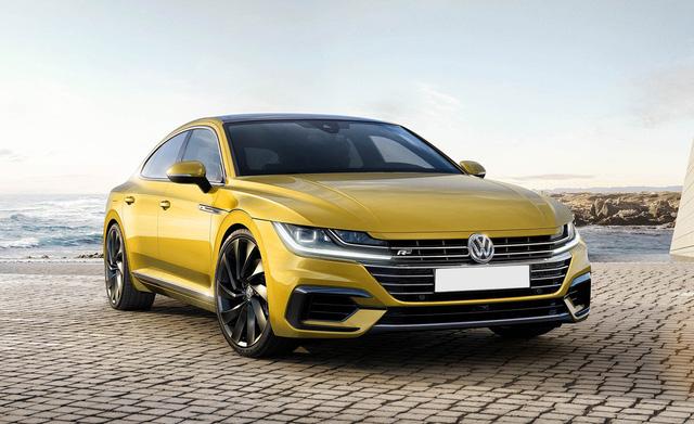 Volkswagen trở lại với sản lượng hơn 6 triệu xe trong năm 2017 - Ảnh 1.