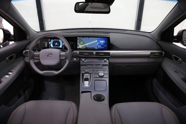 [CES 2018] Hyundai Nexo ra mắt với những công nghệ hàng đầu - Ảnh 2.