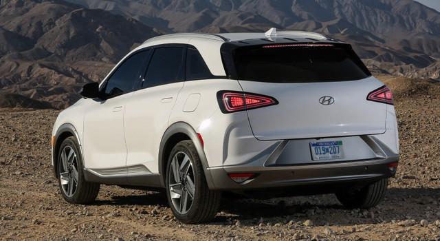 [CES 2018] Hyundai Nexo ra mắt với những công nghệ hàng đầu - Ảnh 1.