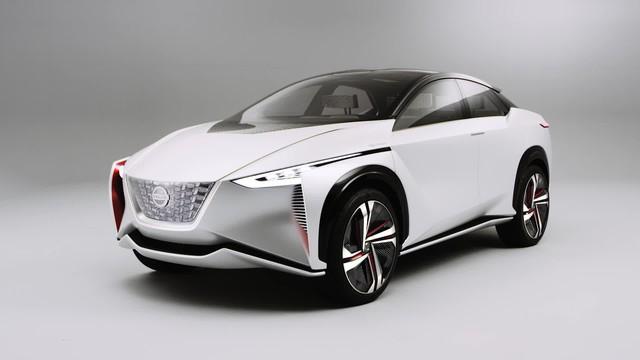 CES 2018: Ô tô trở về tương lai - Ảnh 4.