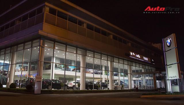 Xe BMW THACO đã có mặt tại đại lý ở Hà Nội, chưa có giá bán - Ảnh 1.