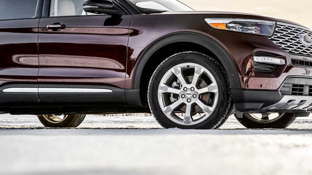Ra mắt Ford Explorer 2020: Thay đổi lớn nhất trong 10 năm qua, khung gầm mới, nội thất mới - Ảnh 13.