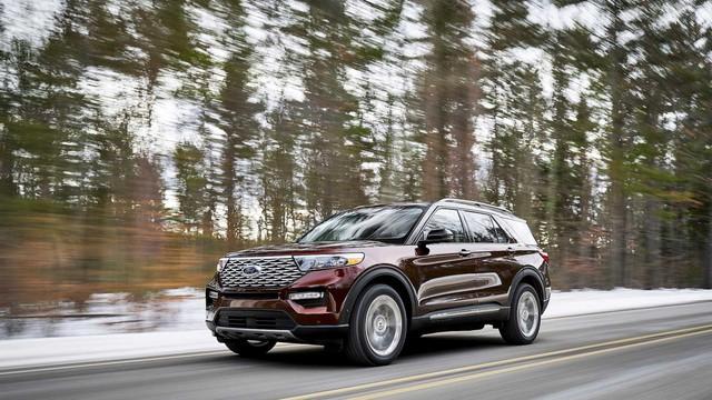 Ra mắt Ford Explorer 2020: Thay đổi lớn nhất trong 10 năm qua, khung gầm mới, nội thất mới - Ảnh 1.