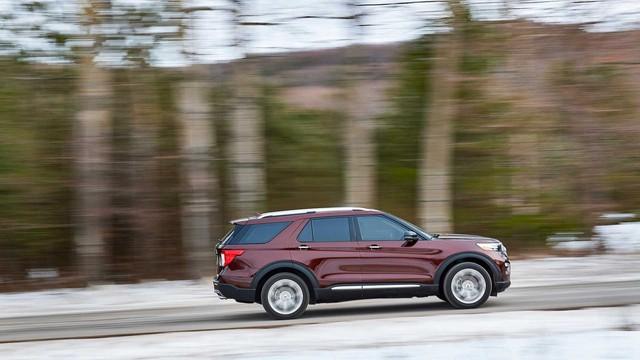 Ra mắt Ford Explorer 2020: Thay đổi lớn nhất trong 10 năm qua, khung gầm mới, nội thất mới - Ảnh 11.