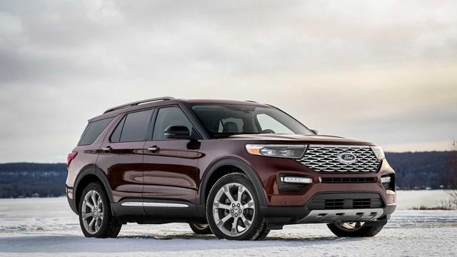 Ra mắt Ford Explorer 2020: Thay đổi lớn nhất trong 10 năm qua, khung gầm mới, nội thất mới - Ảnh 12.