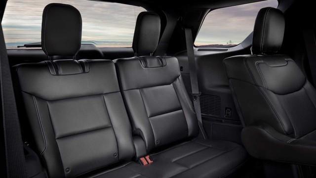 Ra mắt Ford Explorer 2020: Thay đổi lớn nhất trong 10 năm qua, khung gầm mới, nội thất mới - Ảnh 7.