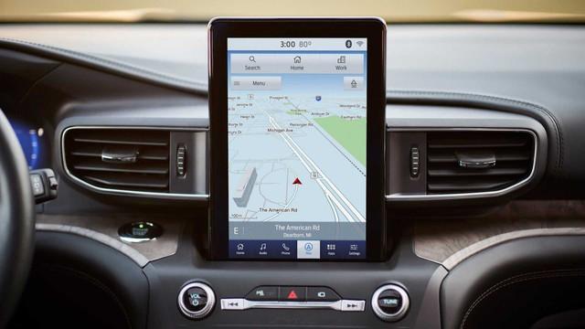 Ra mắt Ford Explorer 2020: Thay đổi lớn nhất trong 10 năm qua, khung gầm mới, nội thất mới - Ảnh 10.