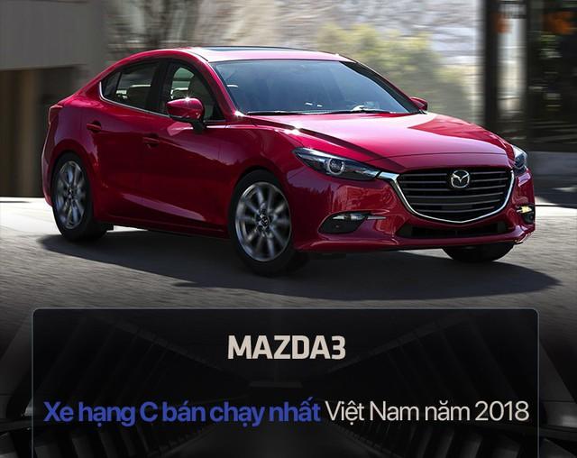 10 xe bán chạy nhất Việt Nam năm 2018: Toyota Vios vô địch, vị trí thứ 10 gây chú ý - Ảnh 5.