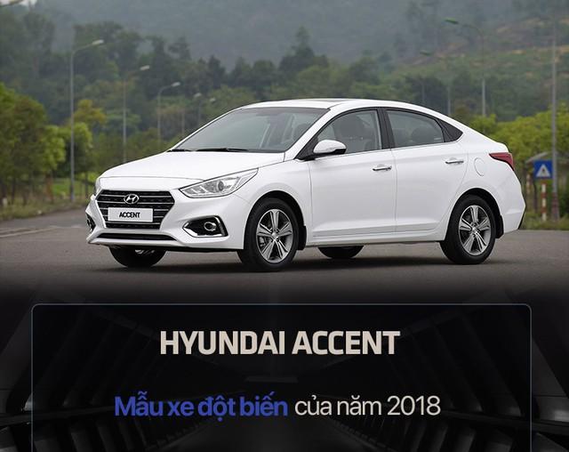 10 xe bán chạy nhất Việt Nam năm 2018: Toyota Vios vô địch, vị trí thứ 10 gây chú ý - Ảnh 6.