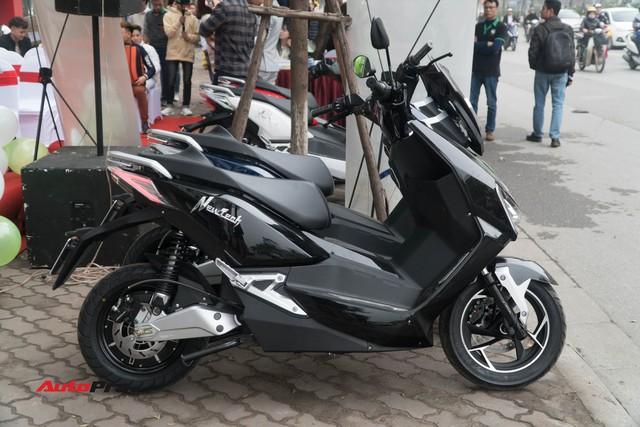 Pega ra mắt NewTech: Hãy bán Honda SH đi để mua xe máy điện giá 25 triệu, đi 90km/sạc - Ảnh 7.