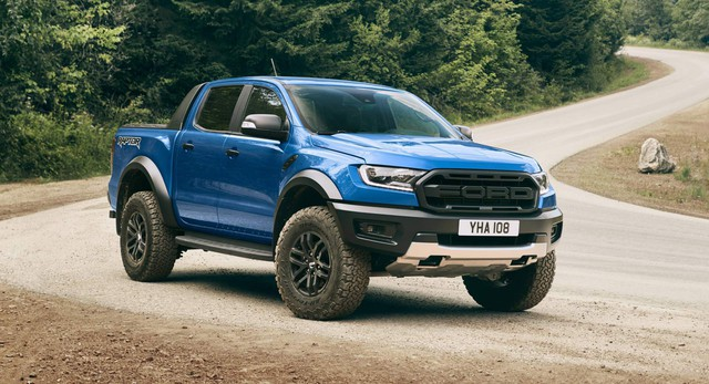 Ford đang phát triển thế hệ Ranger lẫn Ranger Raptor mới - Ảnh 1.