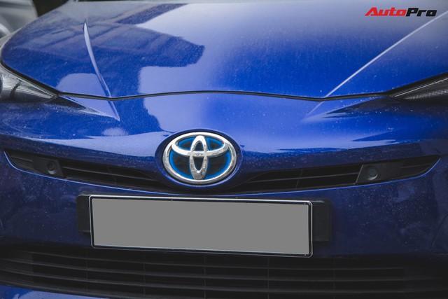 Bắt gặp mẫu xe hybrid bán chạy nhất toàn cầu tại Việt Nam - Ảnh 5.