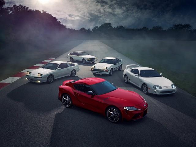 Ra mắt Toyota Supra 2020 - Huyền thoại trở lại từ cõi chết sau 2 thập kỷ - Ảnh 1.