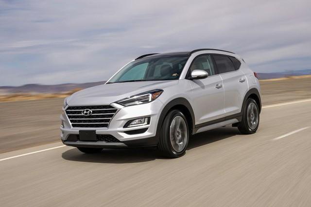 Hyundai Tucson 2019 với nội thất kiểu Santa Fe rục rịch ra mắt tại Việt Nam, mẫu cũ cháy hàng trước Tết - Ảnh 3.