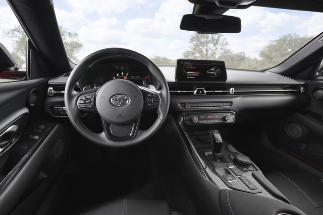 Ra mắt Toyota Supra 2020 - Huyền thoại trở lại từ cõi chết sau 2 thập kỷ - Ảnh 9.