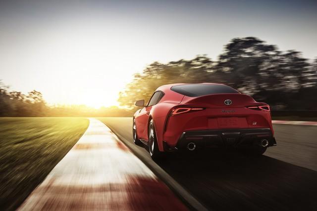 Ra mắt Toyota Supra 2020 - Huyền thoại trở lại từ cõi chết sau 2 thập kỷ - Ảnh 13.
