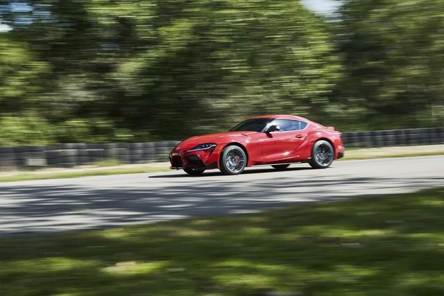 Ra mắt Toyota Supra 2020 - Huyền thoại trở lại từ cõi chết sau 2 thập kỷ - Ảnh 7.