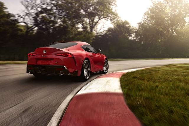 Ra mắt Toyota Supra 2020 - Huyền thoại trở lại từ cõi chết sau 2 thập kỷ - Ảnh 8.
